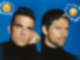 Robbie Williams & Jason Orange