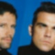 Jason Orange & Robbie Williams von Take That