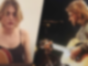 Frances Bean Cobain & ihr Vater